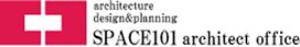 株式会社 スペース101建築事務所 ロゴ